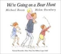 were-going-on-bear-hunt-michael-rosen-paperback-cover-art