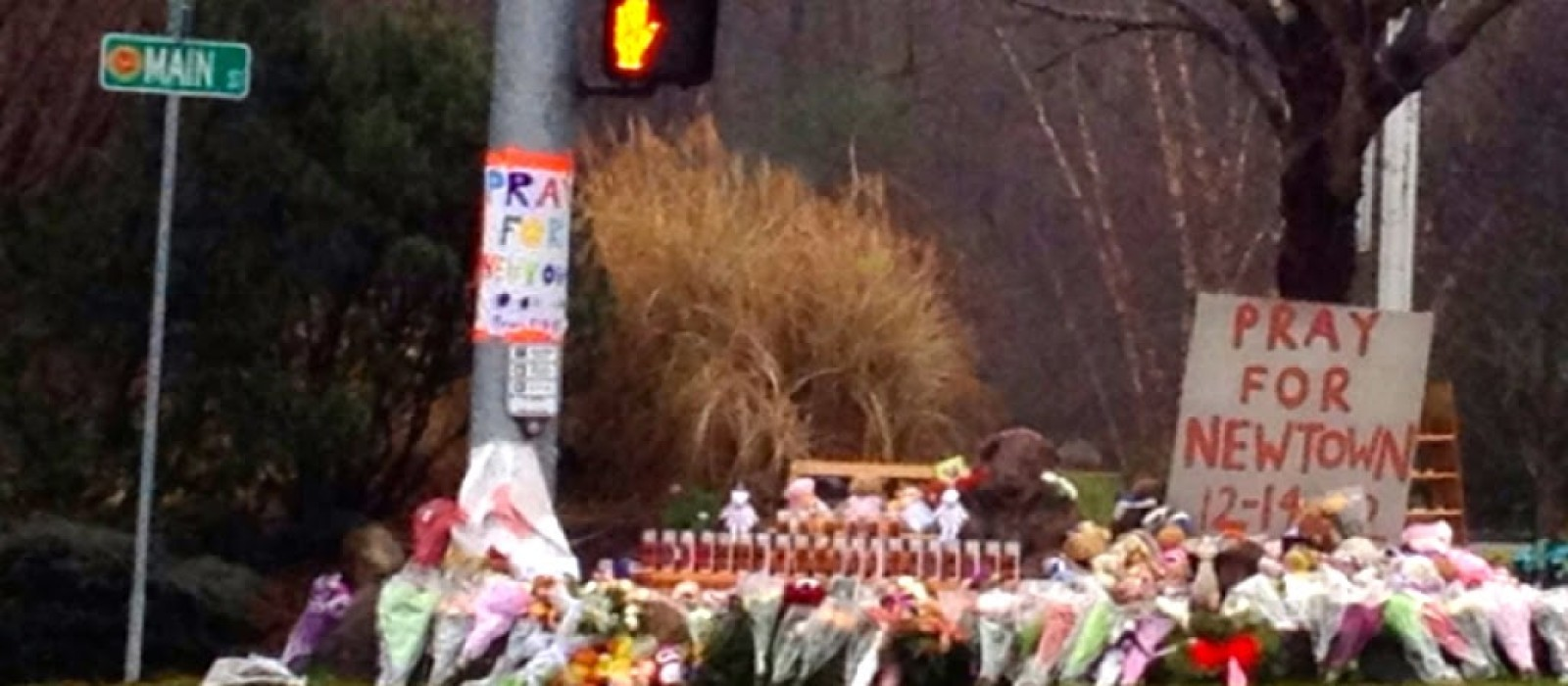 Hurting in Newtown