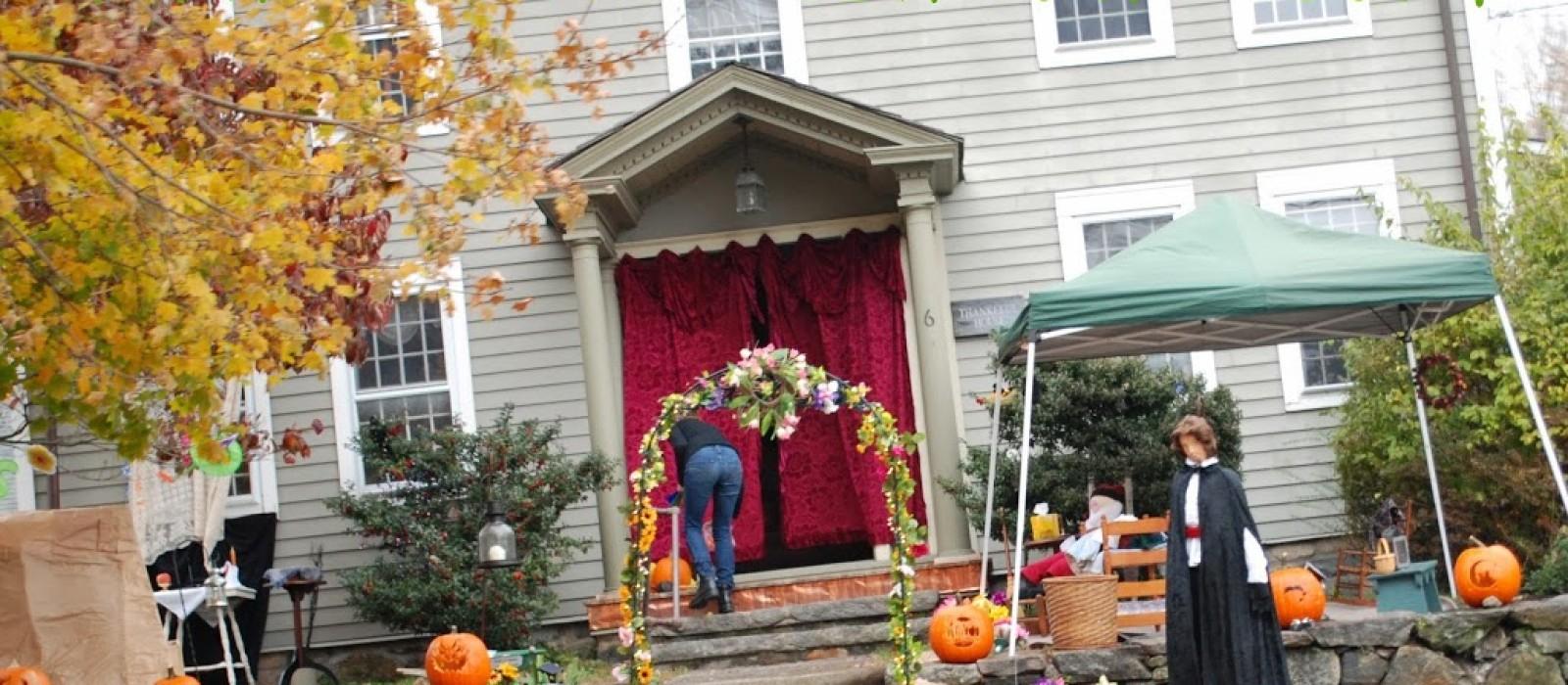 Halloween in Newtown