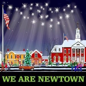 Keepsake image of Newtown CT