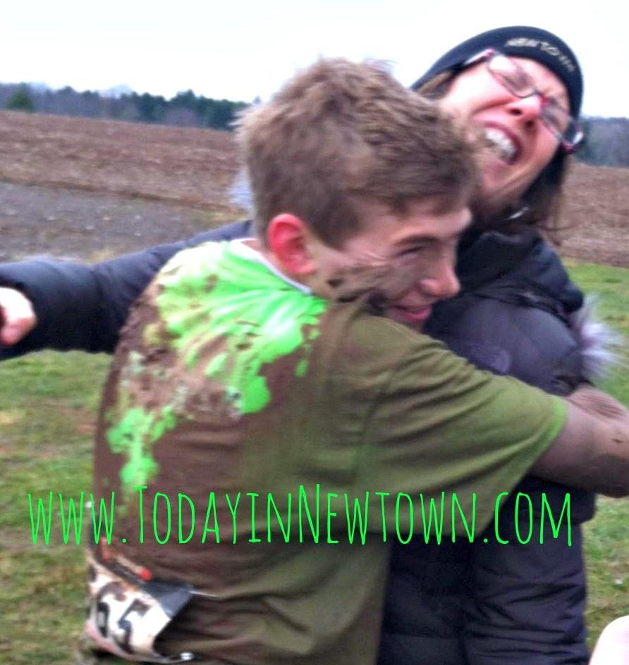 Love wins at Daniel Barden Highlands Mudfest