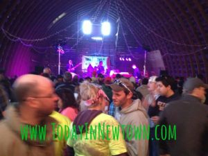 Live bands celebrate love and resiliency at Daniel Barden Highland Mudfest