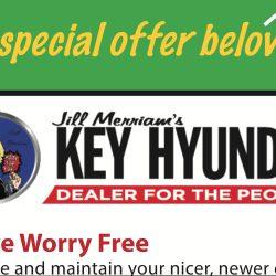 Key Hyundai Insert