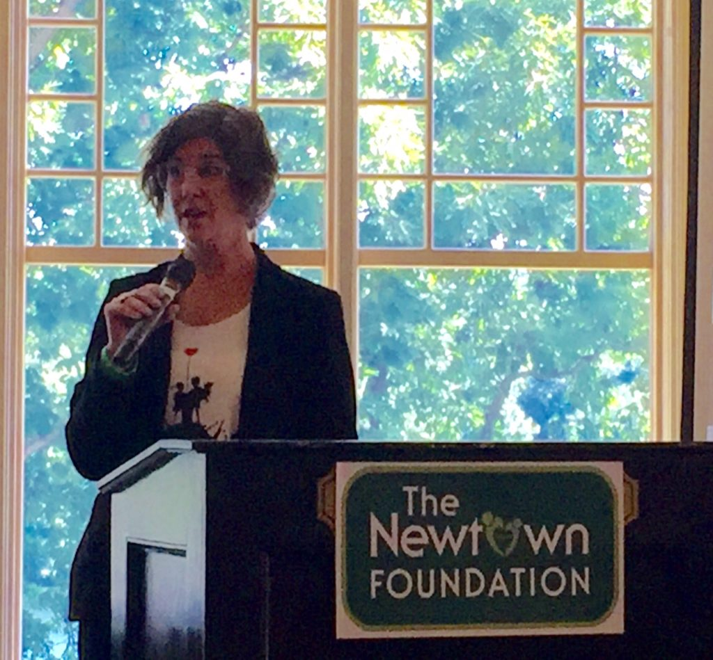 Newtown Foundation Fundraiser 2016 Emcee