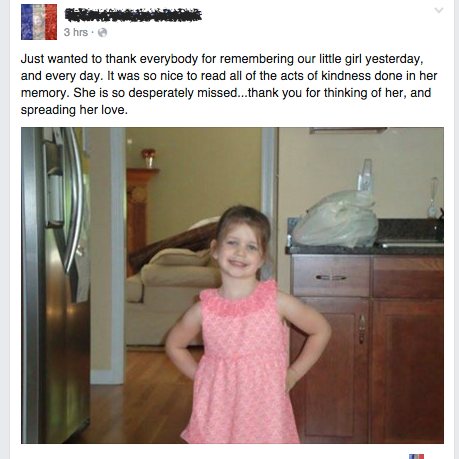 Sandy Hook mom thanks those remembering her daughter with acts of kindness