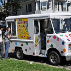 ice cream truck memories