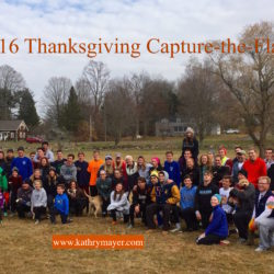 Thanksgiving homecoming: They came. They ate. They slept.