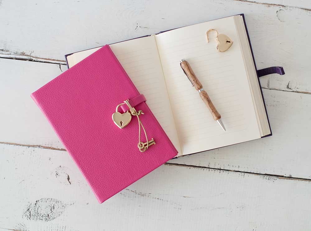 Why a diary is better than a blog, but not