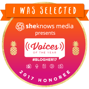 Kathryn Mayer is a BlogHer17 Voice of the Year
