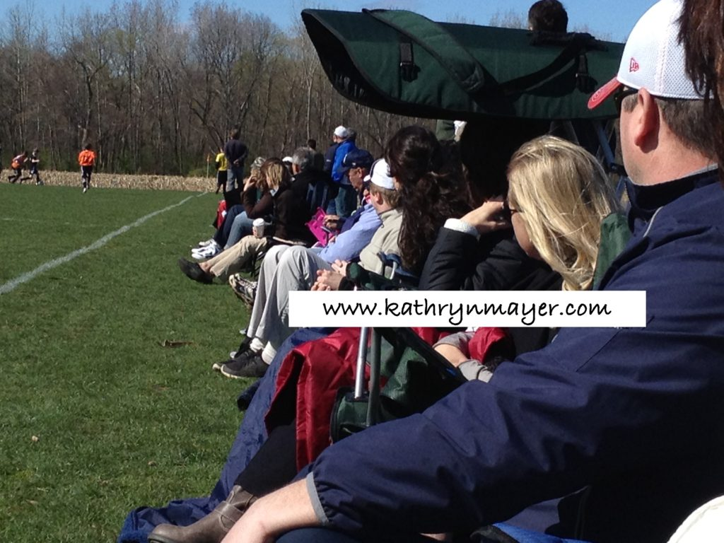 Why you should make friends with soccer parents
