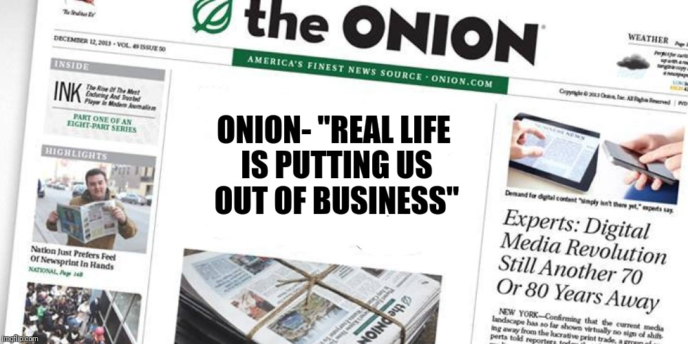 Is it The Onion or real news?